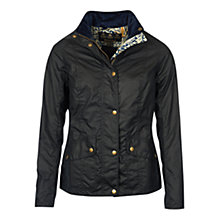 Buy Barbour Manderston Wax Jacket Online at johnlewis.com