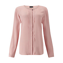 Buy Gerry Weber Pleat Front Blouse Online at johnlewis.com