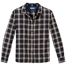 Buy Lee Ultimate Check Shirt, Black Online at johnlewis.com