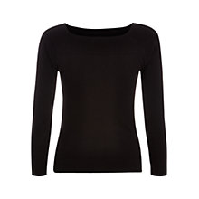 Buy Louche Barto Jumper, Black Online at johnlewis.com