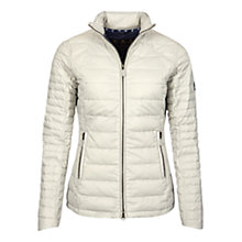 Buy Barbour Chock Quilted Jacket Online at johnlewis.com