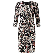 Buy Gerry Weber Floral Print Dress, Multi Online at johnlewis.com