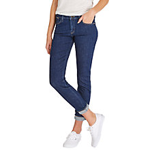 Buy Lee Scarlett Regular Waist Skinny Jeans, Stretch Selvage Online at johnlewis.com