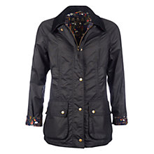 Buy Barbour Monteviot Wax Jacket Online at johnlewis.com