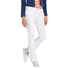 Buy Lee Joliet Slim Bootcut Jeans, Ice Blink Online at johnlewis.com