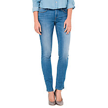 Buy Lee Jade Slim Straight Jeans, Blue Monday Online at johnlewis.com