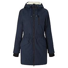Buy Minimum Arial Coat, Navy Online at johnlewis.com