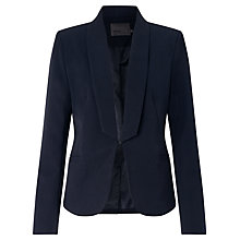Buy Minimum Donatella Blazer, Blue Online at johnlewis.com