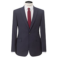 Buy Kin by John Lewis Venner Lux Mohair Blend Slim Fit Suit Jacket, Plum Online at johnlewis.com