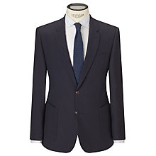 Buy JOHN LEWIS & Co. Cooper Micro Seersucker Tailored Fit Suit Jacket, Indigo Online at johnlewis.com