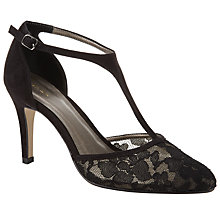 Buy John Lewis Dreamy T-Bar Stiletto Heeled Court Shoes Online at johnlewis.com