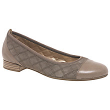 Buy Gabor Goode Low Block Heeled Pumps Online at johnlewis.com