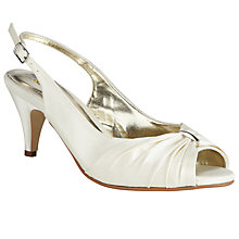 Buy John Lewis D Plaza Sling Back Stiletto Court Shoes Online at johnlewis.com