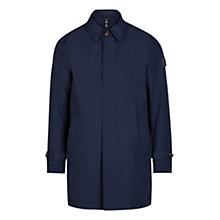 Buy Aquascutum Kirkman Trench Coat, Navy Online at johnlewis.com