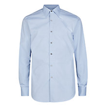 Buy Aquascutum Chinnock Mini Check Shirt, Blue Online at johnlewis.com