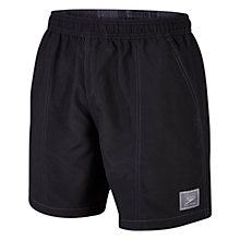 "Buy Speedo Men's Check Trim Leisure 16"" Watershorts Online at johnlewis.com"