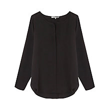 Buy Gerard Darel Silk Tunic Shirt Online at johnlewis.com