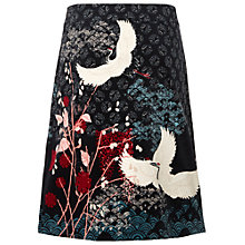 Buy White Stuff Better Together Skirt, Heron Blue Online at johnlewis.com