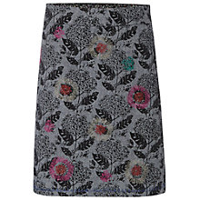 Buy White Stuff Collage Tweed Skirt, Ultraviolet Online at johnlewis.com