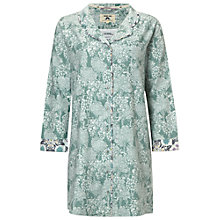 Buy White Stuff Hidden Tree Nightshirt, Soft Mint Online at johnlewis.com