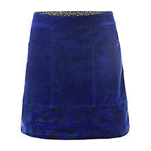 Buy White Stuff Lindy Skirt, Ultraviolet Online at johnlewis.com