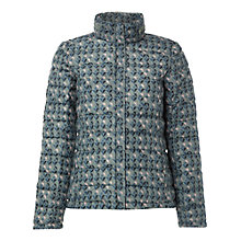 Buy White Stuff Harper Jacket, Midnight Mauve Online at johnlewis.com