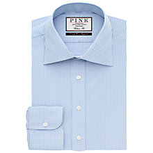Buy Thomas Pink Davenport Textured Classic Fit Shirt Online at johnlewis.com