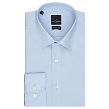 Buy Daniel Hechter Poplin Shirt, Sky Blue Online at johnlewis.com