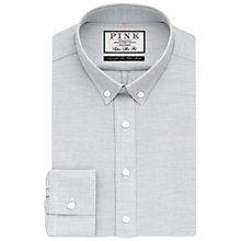Buy Thomas Pink Leverton Textured Super Slim Fit Shirt Online at johnlewis.com