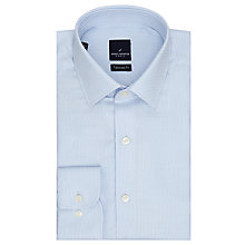 Buy Daniel Hechter Dash Weave Shirt, Blue Online at johnlewis.com
