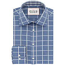 Buy Thomas Pink Halstead Check Classic Fit Shirt Online at johnlewis.com