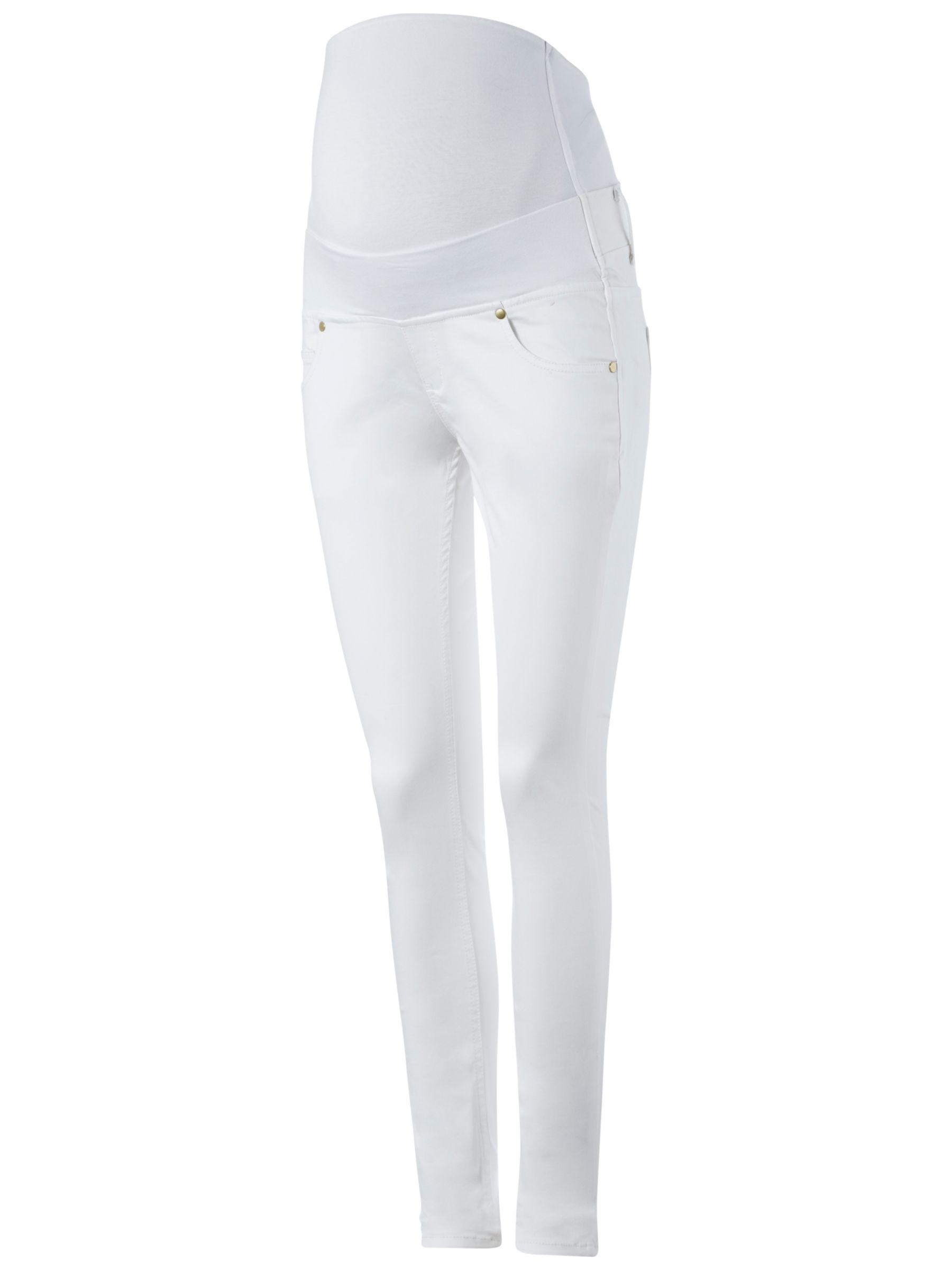 Isabella Oliver Isabella Oliver Zadie Maternity Skinny Jeans, Off White