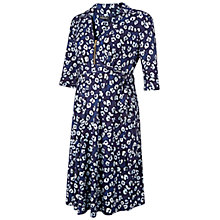Buy Isabella Oliver Halesworth Maternity Nursing Dress, Blue Online at johnlewis.com