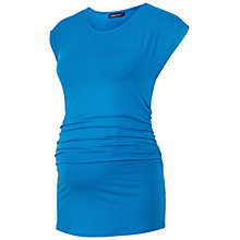 Buy Isabella Oliver Sofia Maternity Top, Blue Online at johnlewis.com