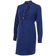 Buy Isabella Oliver Marnham Maternity Nursing Top, Rich Navy Online at johnlewis.com