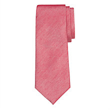 Buy John Lewis Tie, Red Online at johnlewis.com