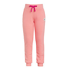 Buy Converse Girls' Core Joggers, Pink Online at johnlewis.com