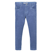 Buy Mango Kids Boys' Cord Trousers Online at johnlewis.com