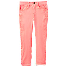 Buy Little Joules Girls' Coloured Jeans Online at johnlewis.com