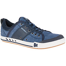 Buy Merrell Rant Lace-Up Shoes, Navy Online at johnlewis.com