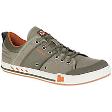 Buy Merrell Rant Lace Trainers, Putty Online at johnlewis.com