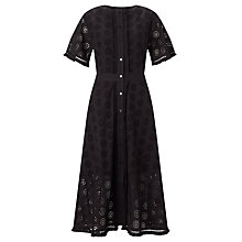 Buy Somerset by Alice Temperley Frayed Broderie Dress Online at johnlewis.com