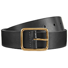 Buy John Lewis Jeannette Leather Jeans Belt Online at johnlewis.com