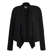 Buy Celuu Amanda Shrug, Black Online at johnlewis.com