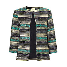 Buy White Stuff Enchanted Jacket, Multi Online at johnlewis.com