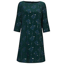 Buy White Stuff Moonshine Dress, Emerald Green Online at johnlewis.com