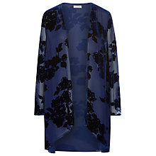 Buy Jacques Vert Devore Jacket, Multi Navy Online at johnlewis.com