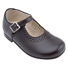 Buy Start-Rite Classics Clare Mary-Jane Leather First Shoes Online at johnlewis.com