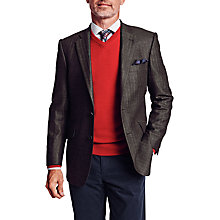 Buy Thomas Pink Adlington Wool Blazer, Deep Green Online at johnlewis.com