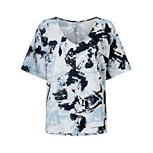 Buy Kin by John Lewis Paint Texture T-Shirt Online at johnlewis.com